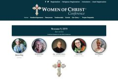 Women of Christ Front Page Image